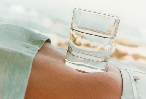 Вода и здоровье:7 фактов о воде